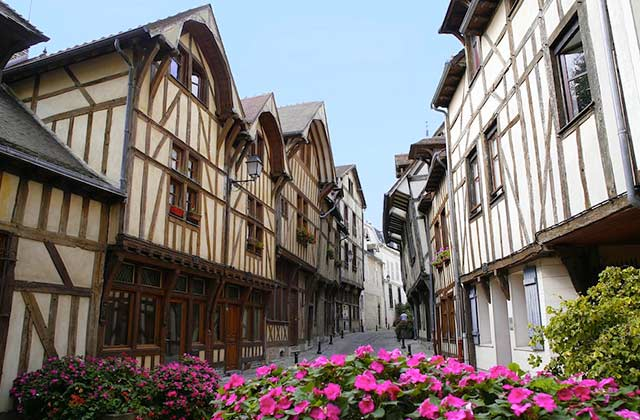 Weekend in Troyes