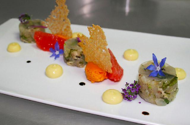 Michelinrestaurant Champagne