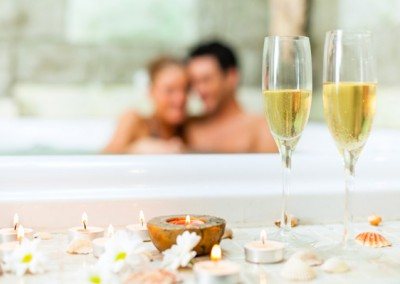 Romantiek in la Champagne