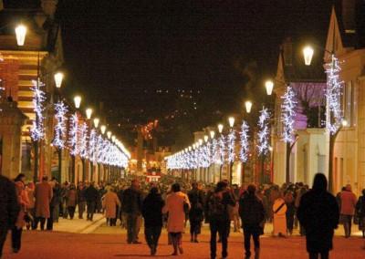 Kerst in Epernay