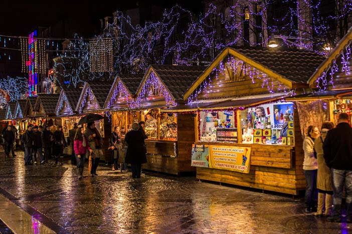 Magische Kerstmarkten In De Champagne Champagne Travel