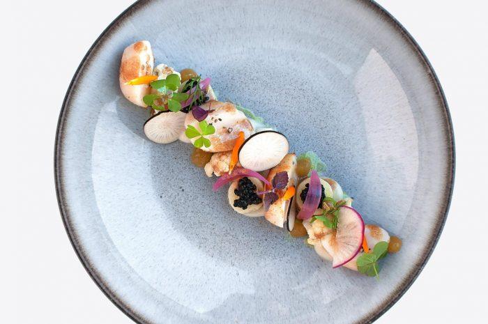 Michelin restaurant in Champagne