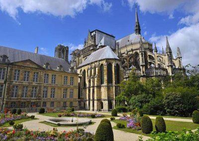 Palais du Tau Reims