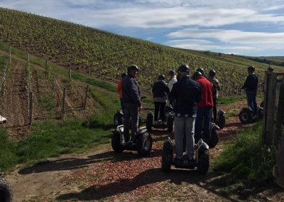 Segway Wijngaarden 2 - Champagne Travel