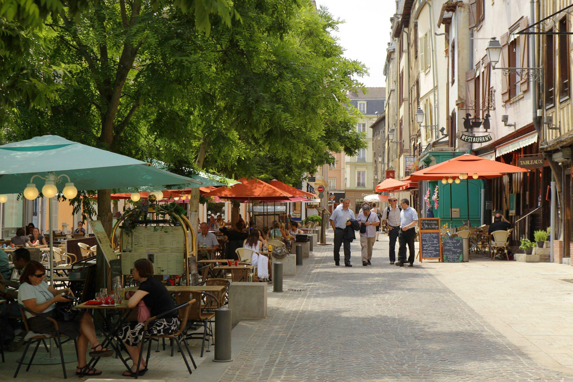 Weekendje Troyes